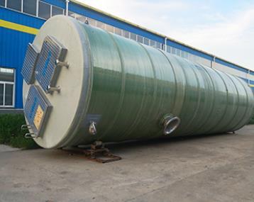 DN1000的一体式预制泵站